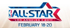 NBA All Star Weekend Los Angeles 2011: Eventos del Sabado