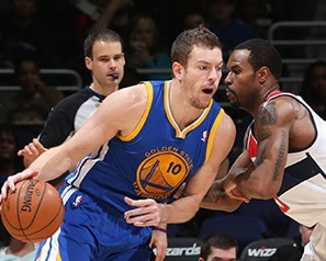 2º GS Warriors vs Milwaukee Bucks, David Lee