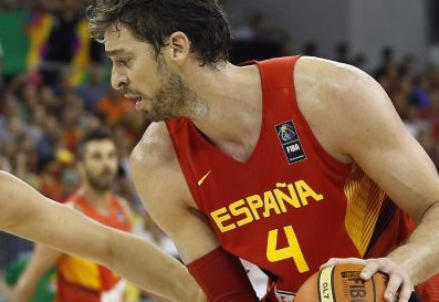 Apuestas FIBA Mundial 2014 España vs Francia, Pau Gasol