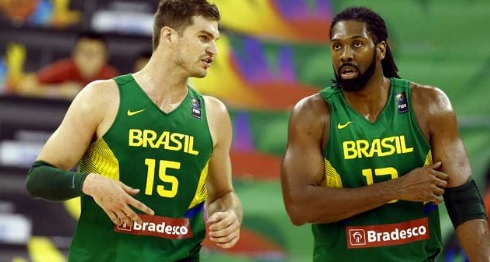 FIBA Mundial 2014 - Brasil vs España