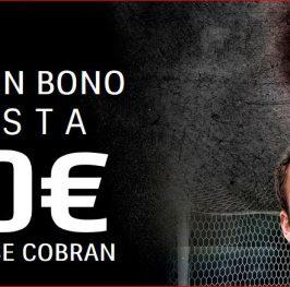 Codere: Bono de bienvenida de hasta 200€