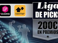 #Liga de Picks: 200€ en premios!